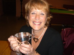 Award Winning Author Jenny Harper