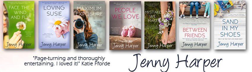 Jenny Harper Author